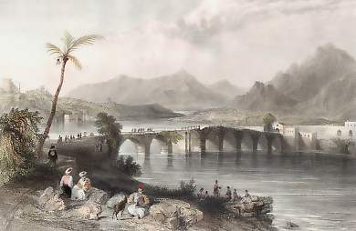 Bridge of Messis, Cilicia, Between Gorgola and Adana