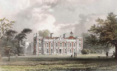 Hill-Hall, Near Epping, Essex