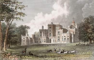 Powderham-Castle, Devonshire