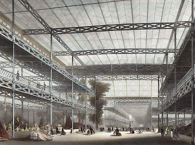 The Crystal Palace, London