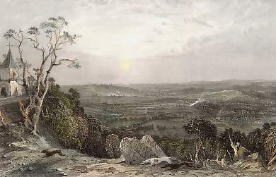 Bardon Hill, Looking West, Leicestershire