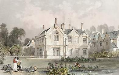 Scrivelsby Hall, Lincolnshire