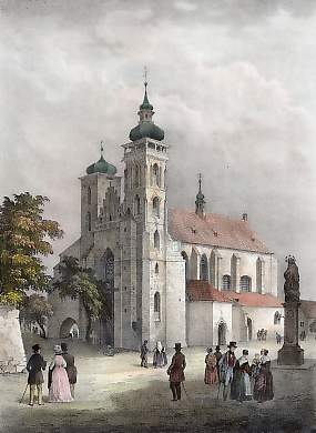 Stadtkirche in Nimburg