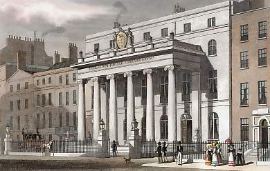 The Royal College of Surgeons, Lincolns Inn Fields