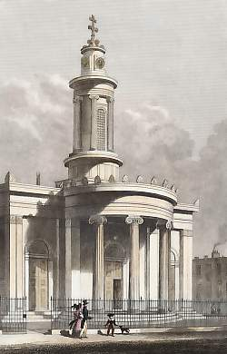 The New Church, Camden Town