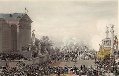 The Funeral of Napoleon